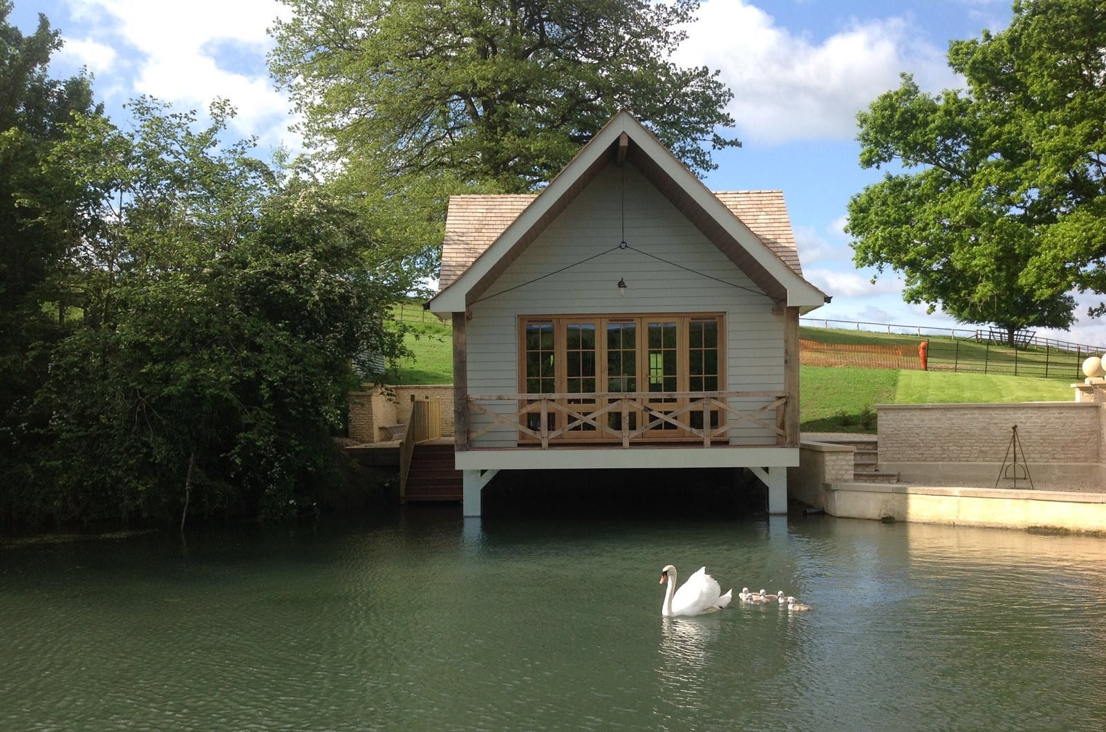 Boat House 1