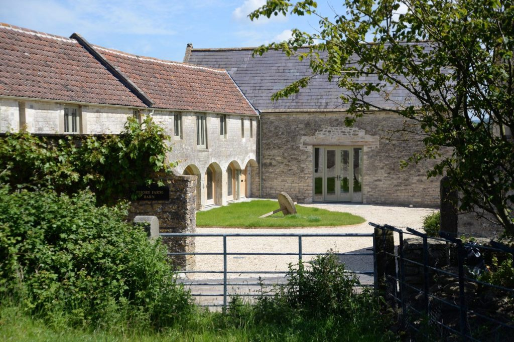 Priory Barn