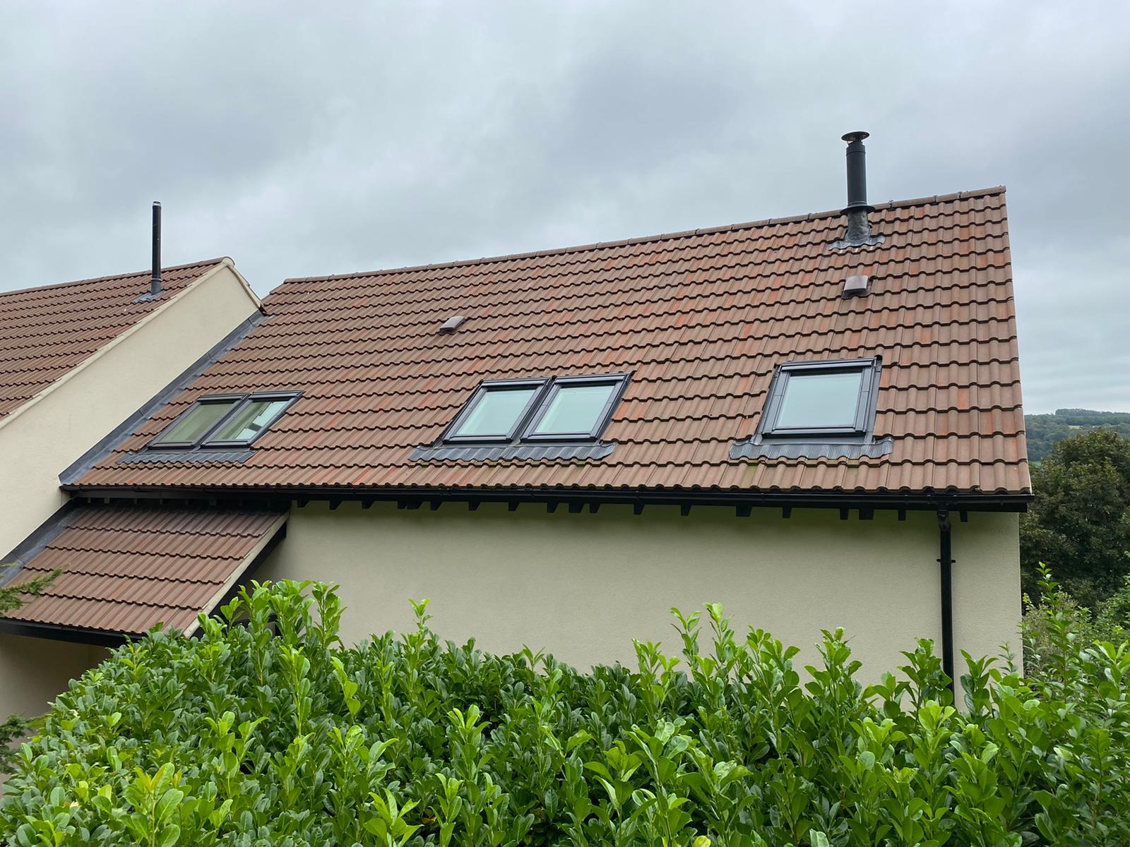 Roofing, Fascias and Gutters